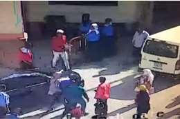 صفع نائب برلمان لمشرفة أمن جامعة الفيوم