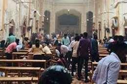 تفجيرات سريلانكا