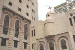 كنيسة العذراء بالإسكندرية