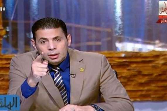 الإعلامي وعضو مجلس النواب سعيد حساسين