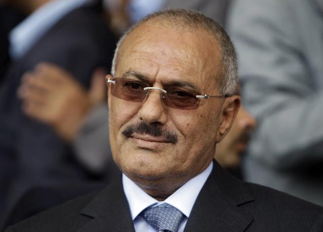 علي عبدالله صالح يوجه طلبا غريبا لمجلس الأمن