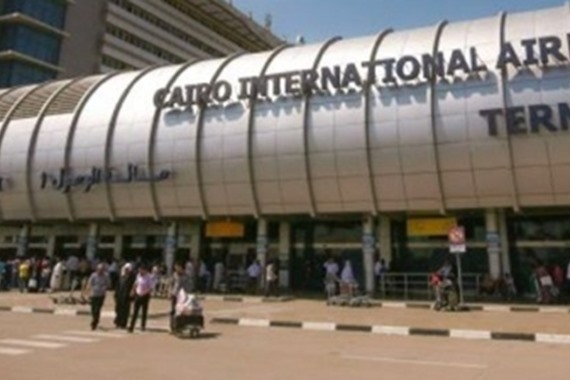 مطار القاهرة يستقبل 37 فوجا سياحياً مختلفاً