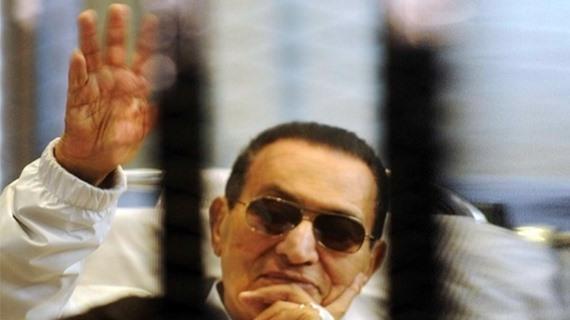 حسنى مبارك