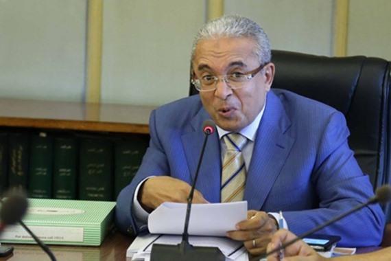 ياسر عمر وكيل لجنة الموازنة