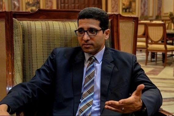 البرلماني هيثم الحريري