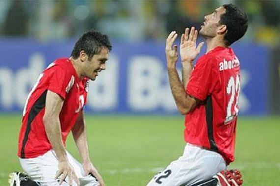 احمد حسن وابو تريكة