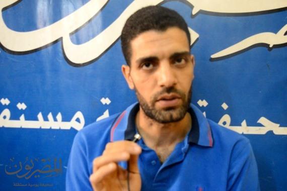 """صور يحيي محمد أحمد منسق حملة ضد عربات"""" بي واي دي L3 """"،"""