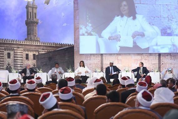 نبيلة مكرم، وزيرة الدولة للهجرة وشئون المصريين بالخارج