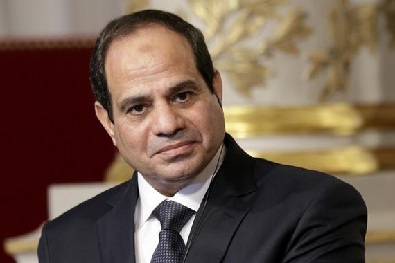 الرئيس «عبدالفتاح السيسي»