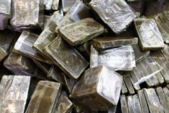 ضبط 69 طن مواد مخدرة بالسودان