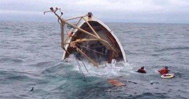 """""""خناقة"""" وراء غرق مركب رشيد"""