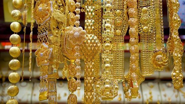 سعر عيار الذهب الـ21 يسجل 592 جنيها