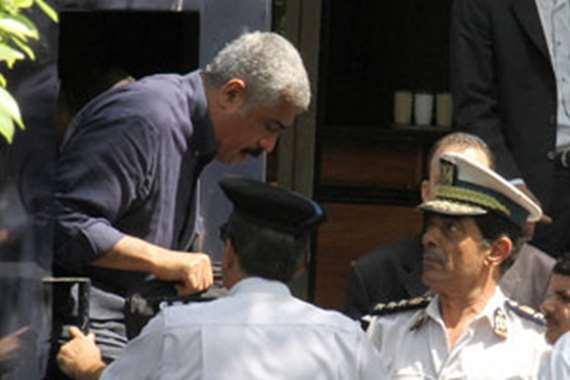 هشام طلعت قبل إطلاق سراحه