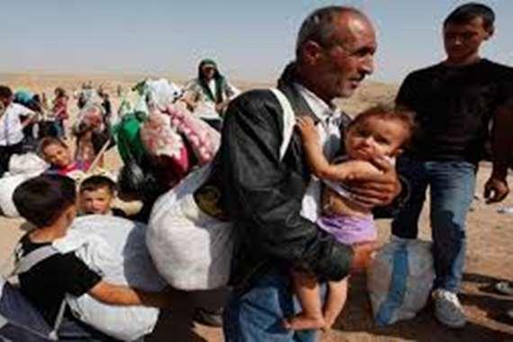 لاجئ العالم 2 مليار بحلول  2100
