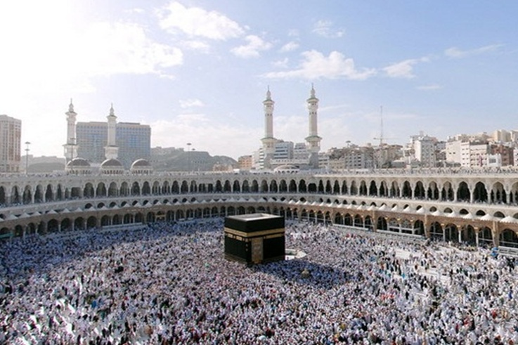 بالفيديو..مكة عاصمة إيران