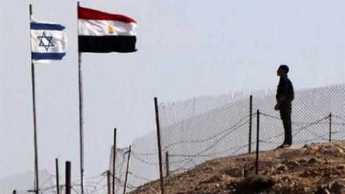 حدود إسرائيل مع مصر قد تشتعل