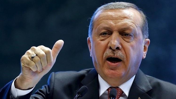 أردوغان يهاجم برلين ويتهم صحفيًا ألمانيًا بالتجسس