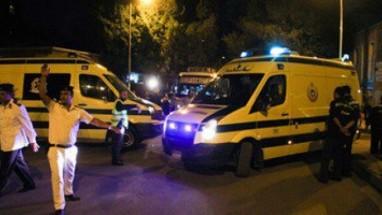 إصابة 16 شخصًا في انقلاب سيارة بالصحراوي الغربي بأسيوط