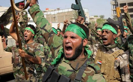 ميليشيات الحشد الشعبي تريد القتال مع الأسد بعد الموصل