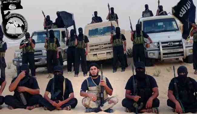 """""""ولاية سيناء"""" يتبنى الهجوم على كمين أبو رفاعى بالشيخ زويد"""