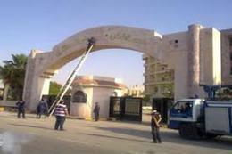 نقل جثة شهيد ومصابى الجيش من مستشفي العريش للقاهرة