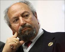 """سعد الدين إبراهيم لـ""""السيسى"""": """"مش عايز أتكلم عشان متزعلش"""""""