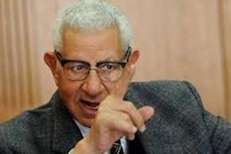 """النقيب الأسبق، """"مكرم محمد أحمد"""""""