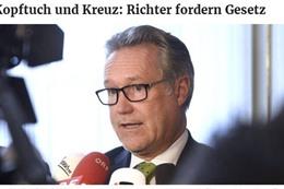 رئيس جمعية القضاة النمساويين