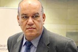 """مجدى اسحاق"""" رئيس شركة ميناء القاهرة الجوى"""