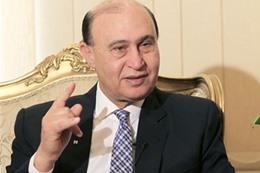 رئيس  هيئة قناة السويس الفريق مهاب مميش