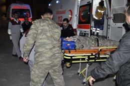 مقتل واصابة جنود اتراك
