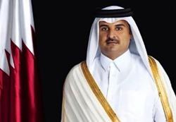 الأمير تميم بن حمد قطر