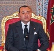 الملك محمد السادس المغرب