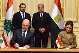 """""""الاستثمار"""" توقع 17 وثيقة تعاون مع لبنان"""