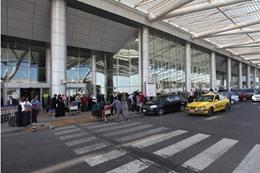 الروس بالمطارات المصرية
