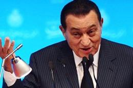 الرئيس الأسبق محمد حسنى مبارك