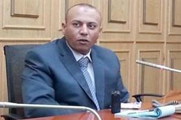 الدكتورهشام عبدالباسط محافظ المنوفية