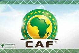 طاقم تحكيم سوداني لمباراة المصري وكامبالا الأوغندي