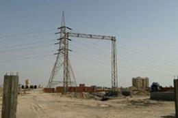 انقطاع الكهرباء عن رفح والشيخ زويد لليوم السادس