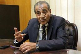 الدكتور علي مصيلحي - وزير التموين