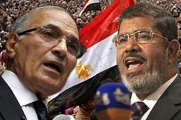 مرسي وشفيق