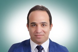 النائب أحمد اسماعيل، عضو مجلس النواب