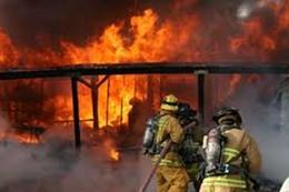حريق_ أرشيفية