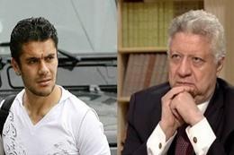 مرتضى منصور وأحمد حسن
