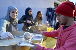 في ألمانيا.. المسلمون أكثر إنسانية