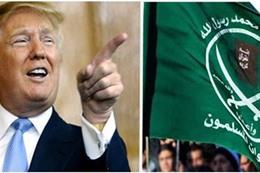 ترامب يرغب في تصنيف الاخوان منظمة ارهابية