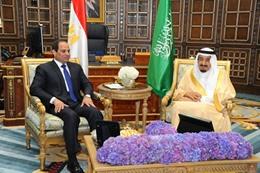 «القطان» يعلن موعد زيارة «السيسي» للسعودية