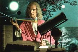 اسحاق نيوتن