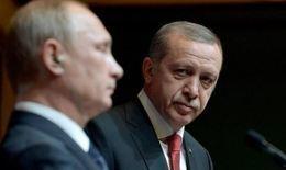 تفاصيل المباحثات الهاتفية بين بوتين وأردوغان