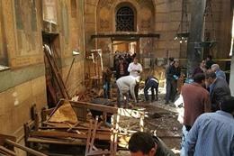 تفجير الكنيسة